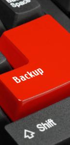 business cloud backup key