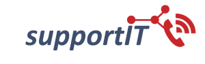 EntrustIT SupportIT logo