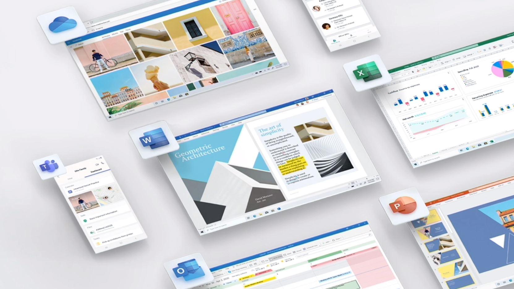 Microsoft 365 Applications