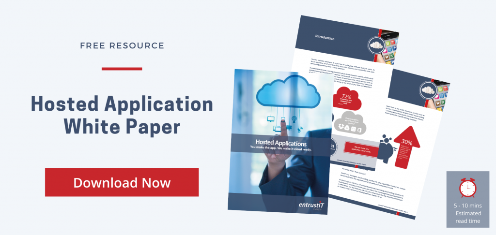 Application Hosting White Paper Download