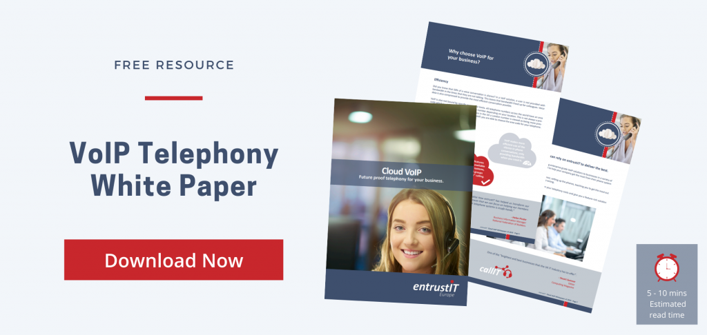 VoIP Telephony White Paper Download