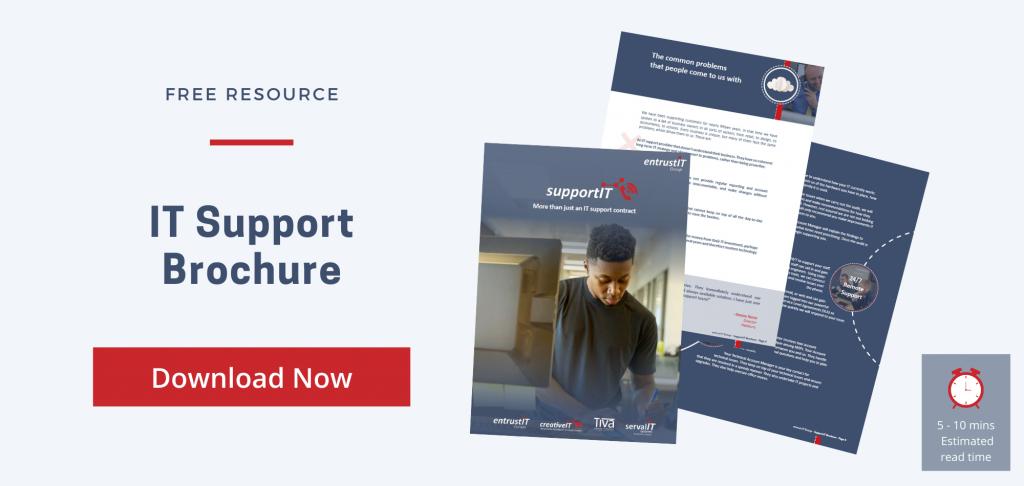 IT Support Download Brochure